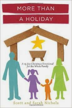More Than a Holiday Review and Ebook Giveaway