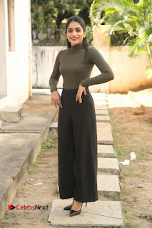 Tollywood Actress Punarnavi Bhupalam Latest Po Gallery in Black Trouser Pant at Pittagoda Movie Interview  0136.JPG