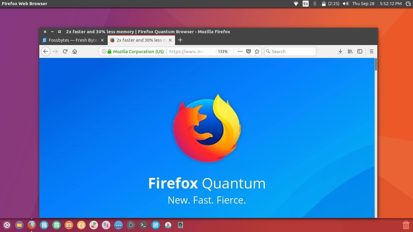 Mozilla Firefox 71