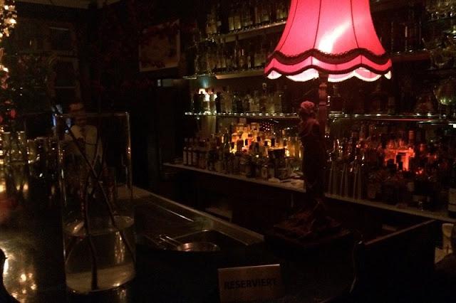 Rote Bar em Frankfurt
