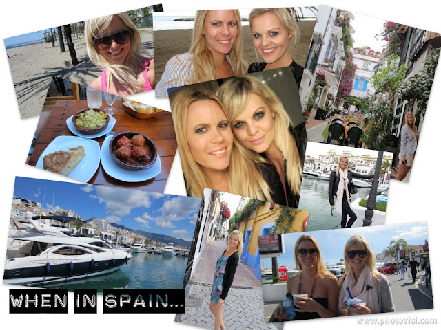 When+in+Spain2 Shimmering Bronze & when in Spain...