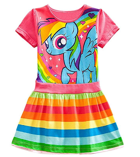 My Little Pony Rainbow Dash Dress