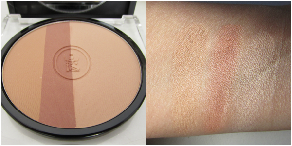Sothys Trio Enlumineur Teint & Yeux (Illuminating Trio Face & Eyes), Review, Swatches