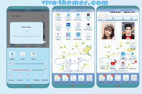√ VIVO THEMES ITZ - vivo-themes com