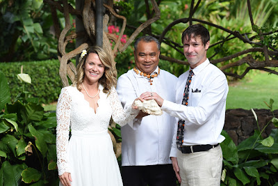 Hawaii Officiant