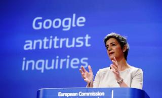 Anti-Trust and Google