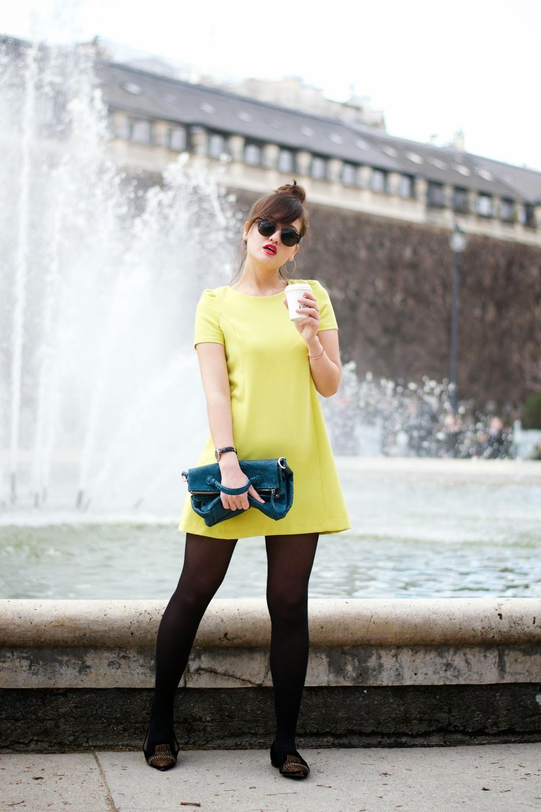 巴黎博客模式