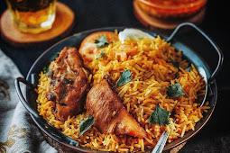 Recipe for how to make restaurant-style biryani rice