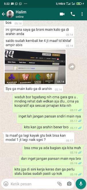 Cheat Bandar Q Proxy ID PRO BANDAR Q !
