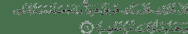 Surah Maryam ayat 2