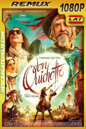 El hombre que mató a Don Quijote (2018) Remux 1080p Latino – Ingles