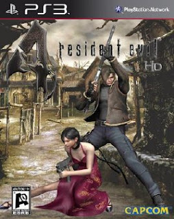RESIDENT EVIL 4 HD PS3 TORRENT