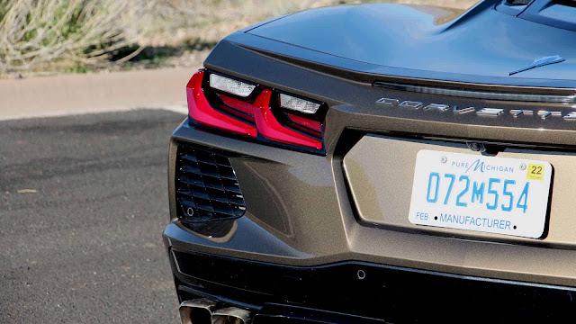 شيفروليه Corvette