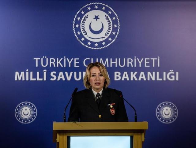 Υποδείξεις της Τουρκίας στο ΝΑΤΟ