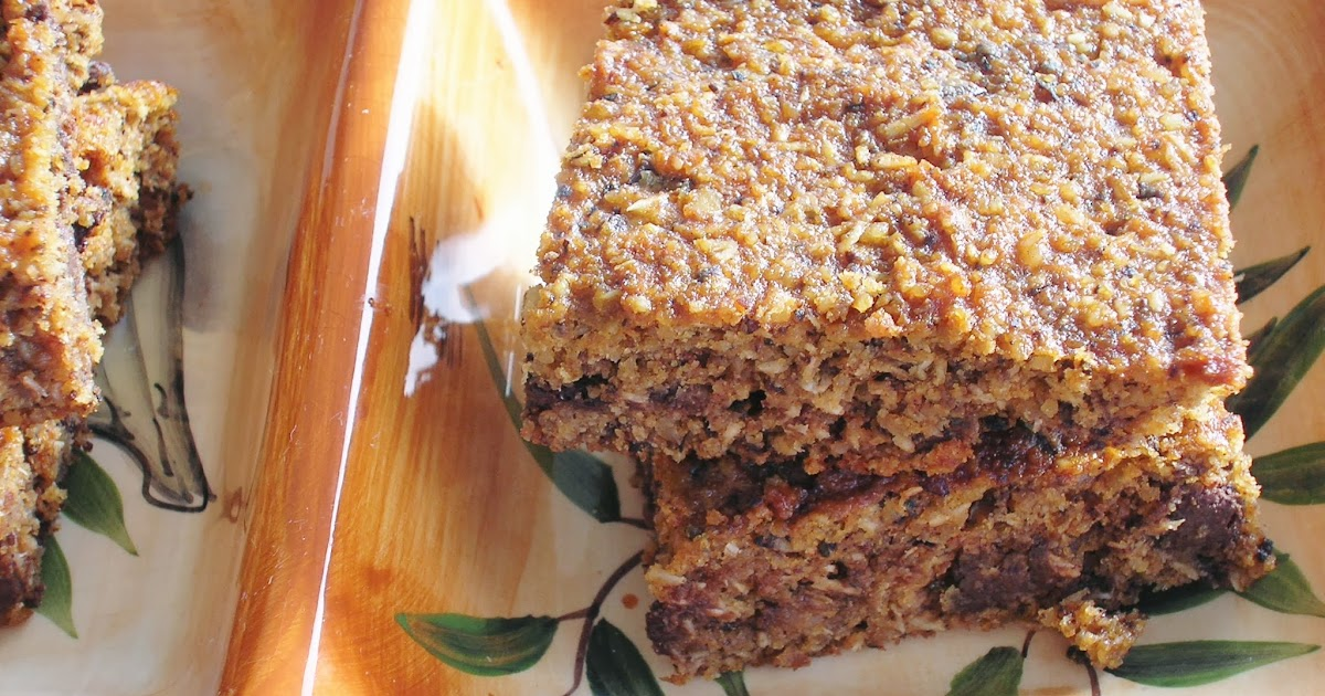 Granola Protein Bars Sprouted Kitchen