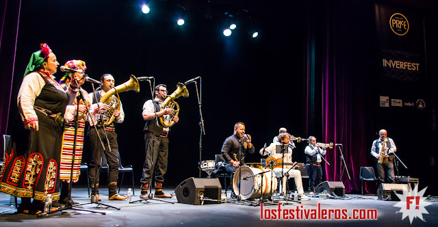 Goran Bregovic, Circo Price, Madrid