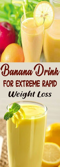 Magical Banana Weight Loss Smoothie That Will Help You Slim Down!