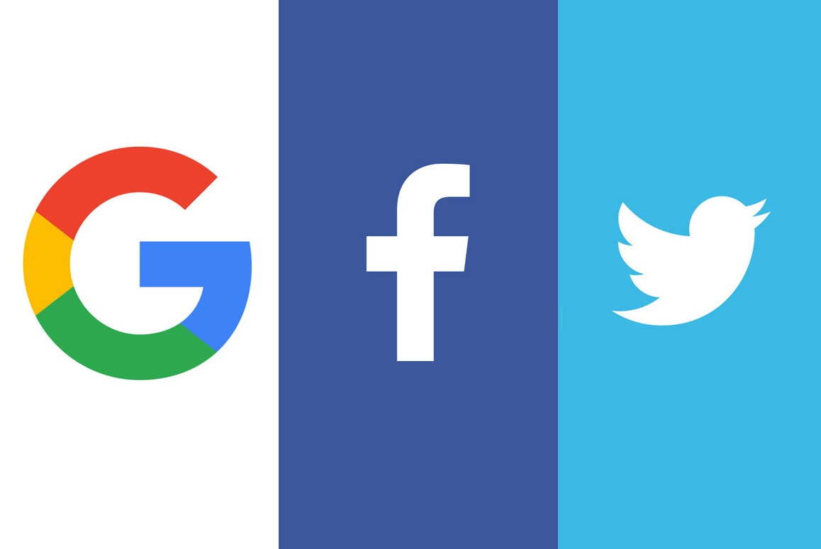 Facebook, Google and Twitter fail to live up to fake news pledge