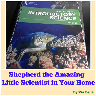homeschool science  video science curriculum online homeschool science​ homeschool biology  high school homeschool biology  high school homeschool science ​homeschool life science  middle school homeschool science  junior high homeschool science​, product review, tos crew, the old schoolhouse, Shepherd the Amazing Little Scientist in Your Home, via bella,