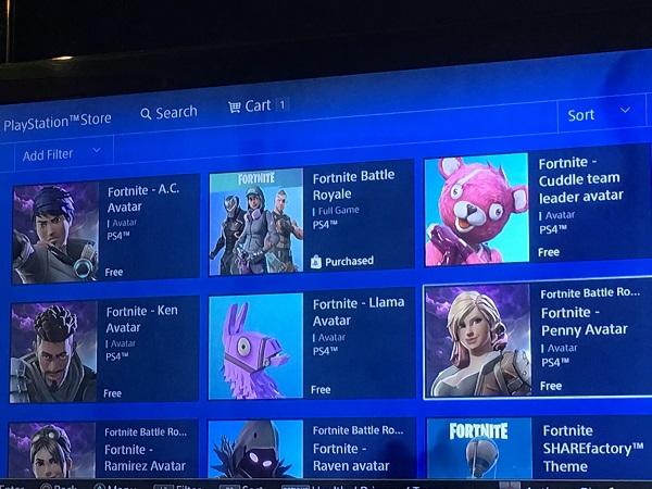 صدق أو لا تصدق Avatar لشخصية عربية يباع بسعر 100 دولار على متجر PS Store