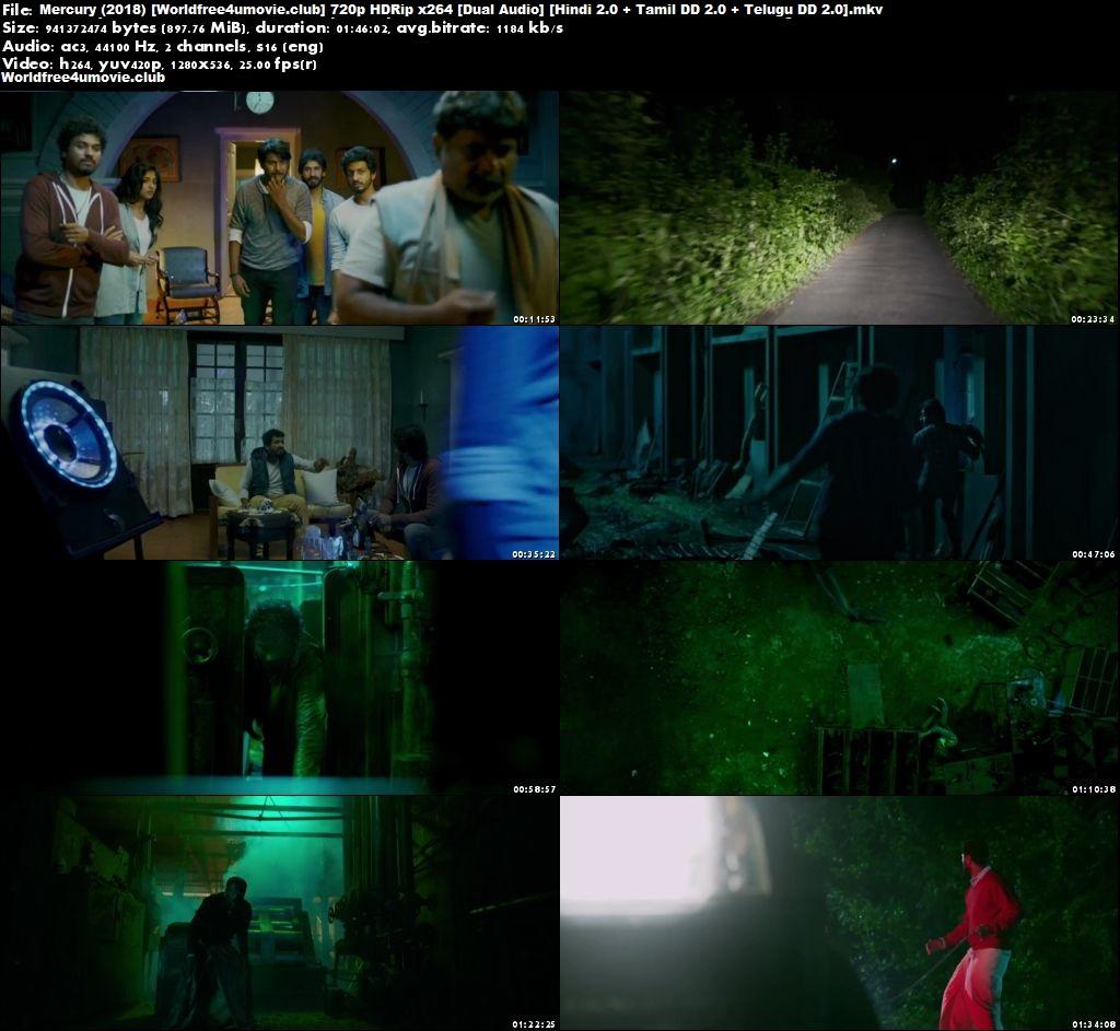 Mercury 2018 worldfree4u Full HDRip 720p Hindi Movie Download Dual Audio