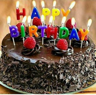 birthday cake images with hindi wish26