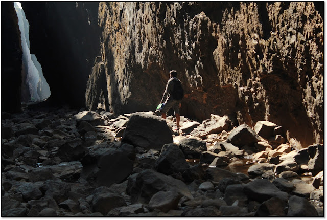 Sandhan valley, valley of shadow, bhandardara
