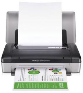 HP Officejet 100 Mobile (L411) Télécharger Pilote