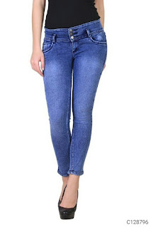 Towel Dobby Women's Jeans