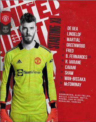 Link Live Streaming Man United vs Everton Liga Inggris 2021 Manchester Utd MU Disiarkan Dimana Bein Sport dan Mola TV Online