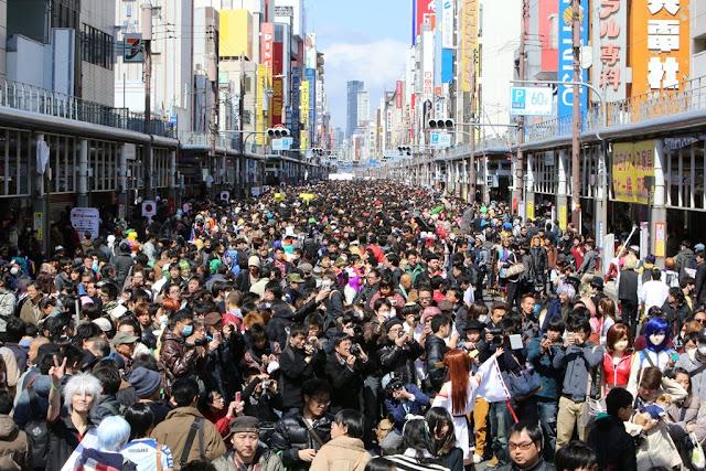 Osaka Nippombashi Street Festa 2018