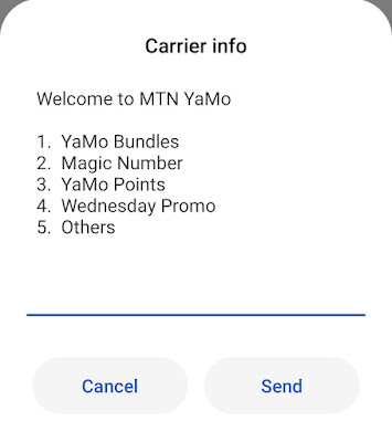 Free Internet Data and MoMo Discount on MTN YaMo1