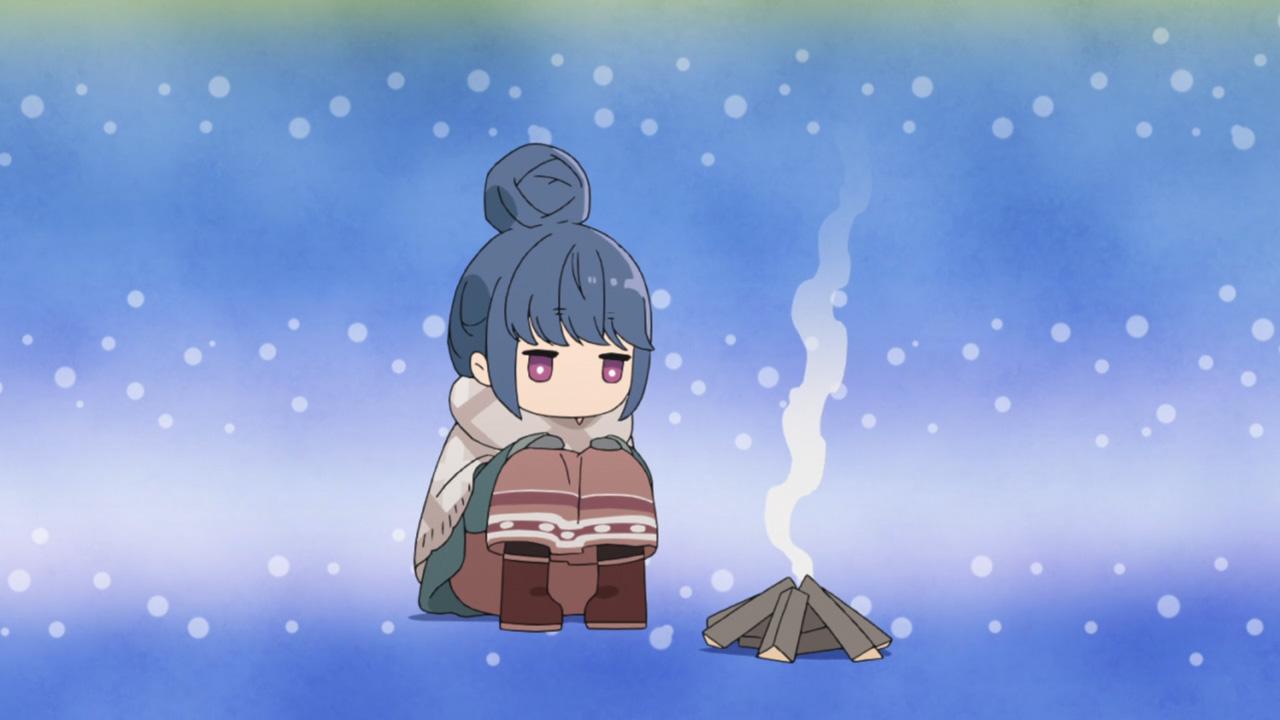 Yuru Camp△ Capítulo 1