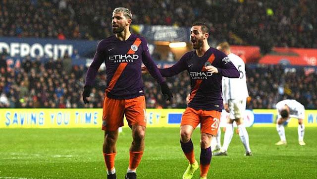 Chuyện lạ đời Ngoại hạng Anh: MU - Chelsea cổ vũ Man City vô địch FA Cup 12