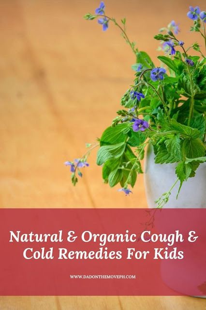 Best organic cough and cold remedies for kids