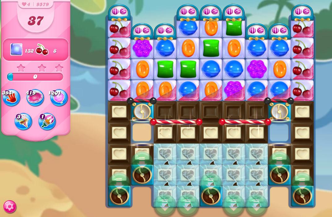 Candy Crush Saga level 9579