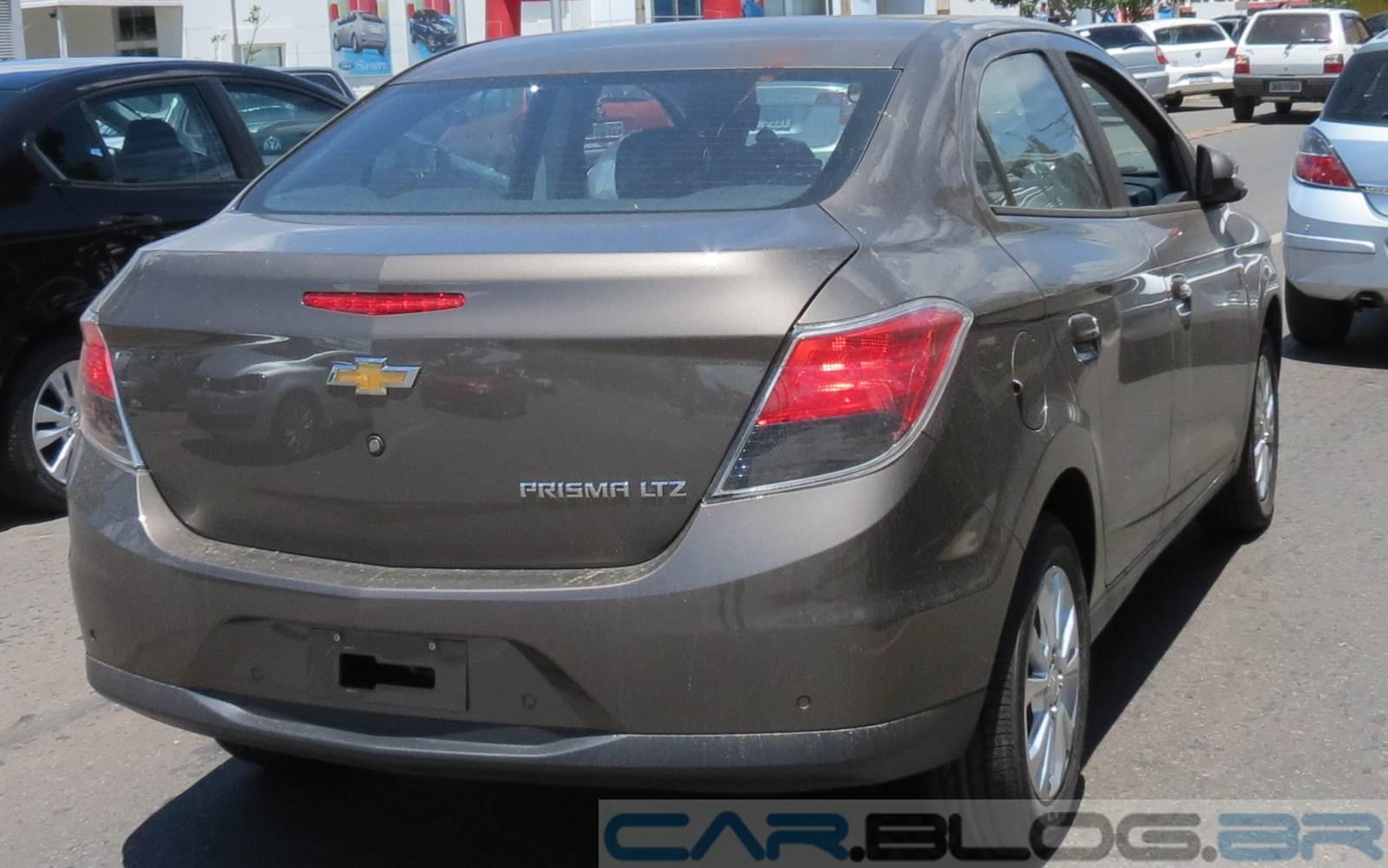 Carros Chevrolet no Brasil serão todos automáticos em cinco anos | CAR.BLOG.BR