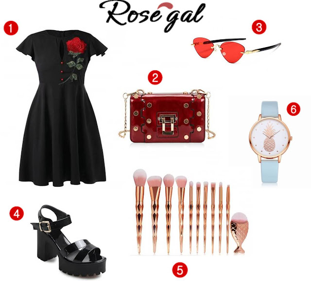 Wishlist Rosegal 5th Anniversary