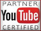 yotube certified button