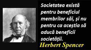 Maxima zilei: 27 aprilie - Herbert Spencer