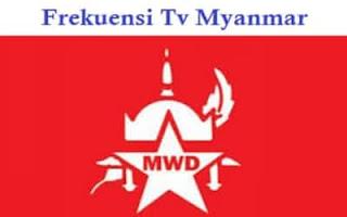 Frekuensi Tv Myanmar