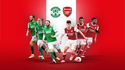 Arsenal vs Hibernian