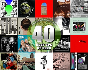 KOOL ROCK RADIO ► 40 BEST EPS OF 2020 (A to Z)