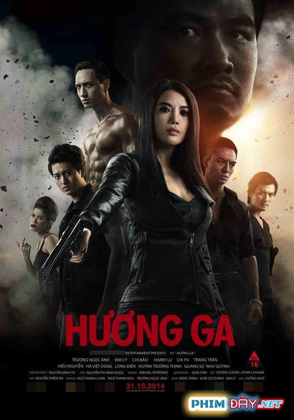 HUONG GA 2014 - Huong Ga (2014)
