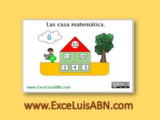 La casa matemática T3 y T6.