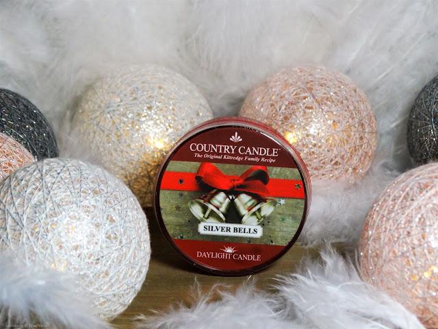 Avis Silver Bells de Country Candle, blog bougie, blog parfum, blog beauté