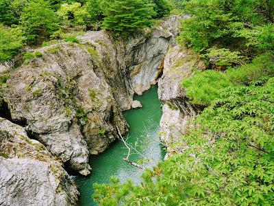 【吉方位旅行番外編】北の龍王峡で龍神さまに願いを