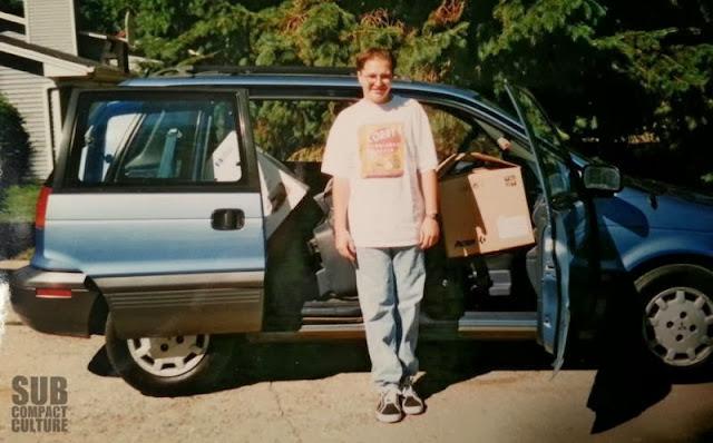 My 1992 Expo LRV