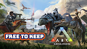 ARK: Survival Evolved free to keep