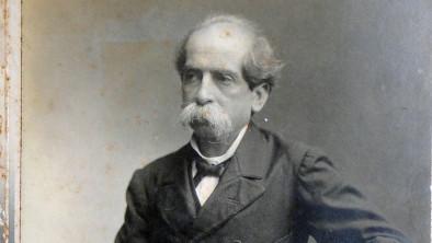 """Raimundo Teixeira Mendes, filósofo maranhense idealizador do dístico """"Ordem e Progresso"""" da bandeira nacional"""